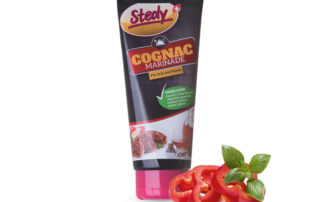 Cognac Marinade in der Tube